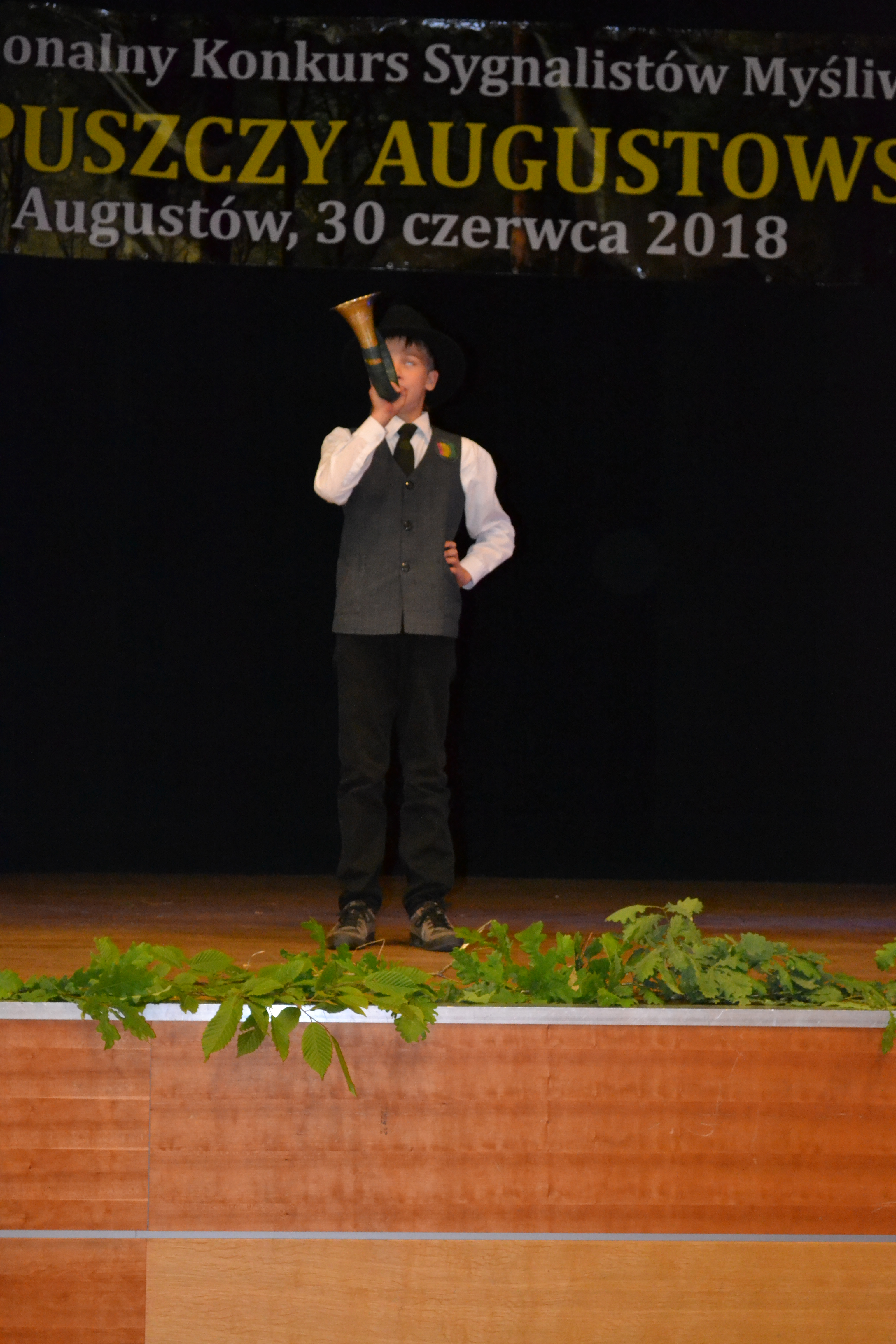 Rokas Savickas iš Kazlų Rūdos solistų D kategorija I vieta