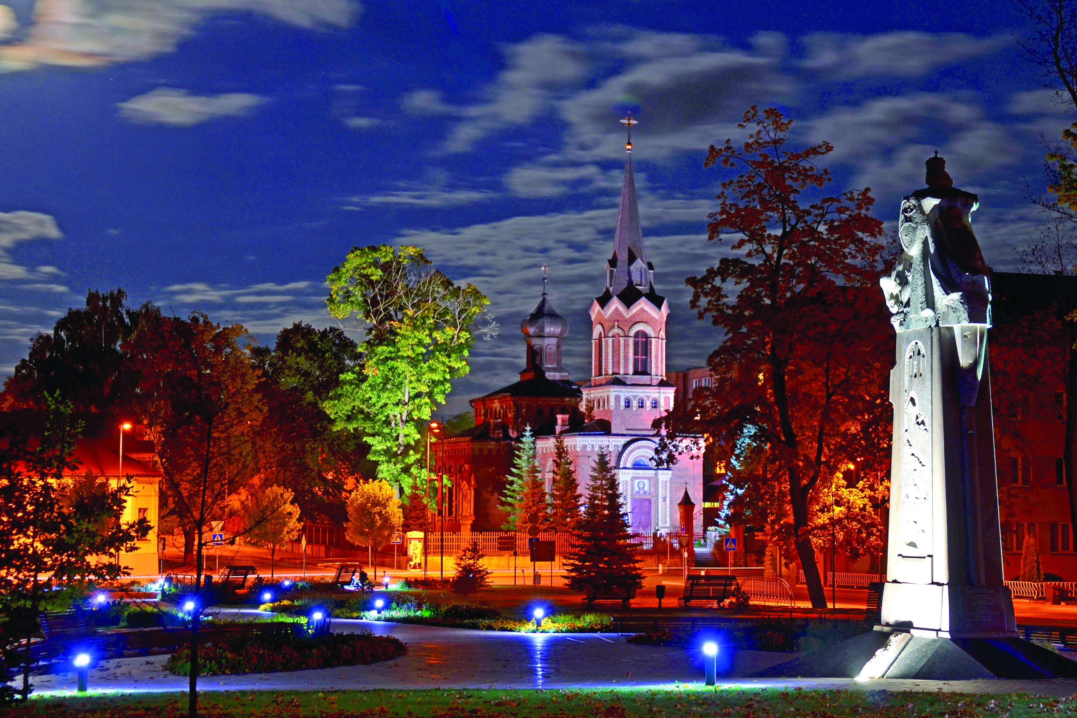 Irmantas-Šalaševičius_Vytauto-Didžiojo-parkas-ir-Šv.-Pauliečio-Vincento-bažnyčia
