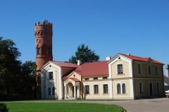 Vilkaviškis Paežerių dvaro Belvederio bokštas ir oficina
