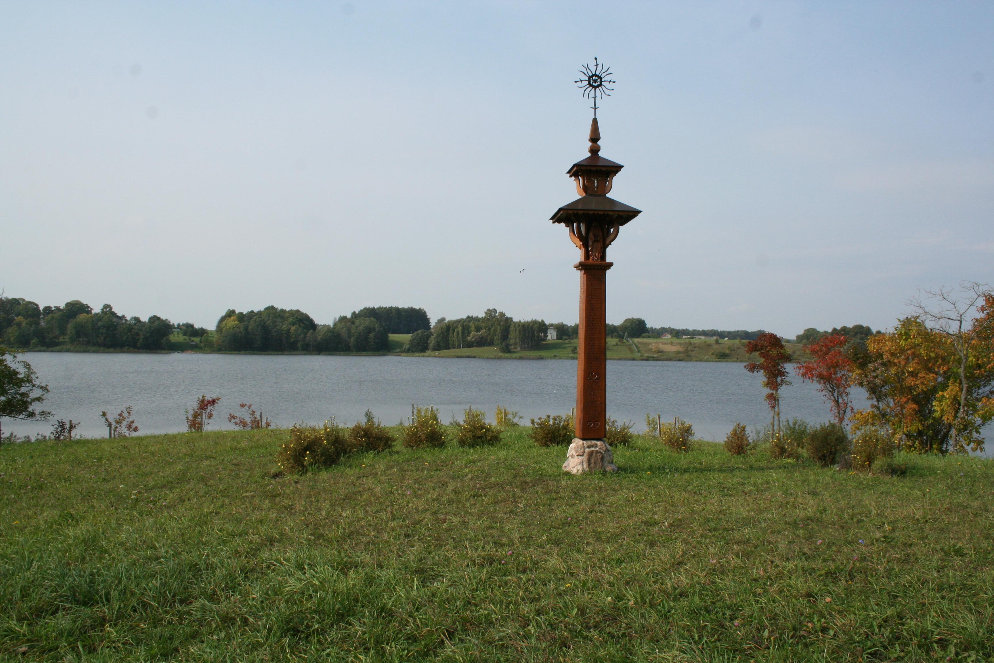 Kupiškėnų parkas Kupiškio marių saloje (45)