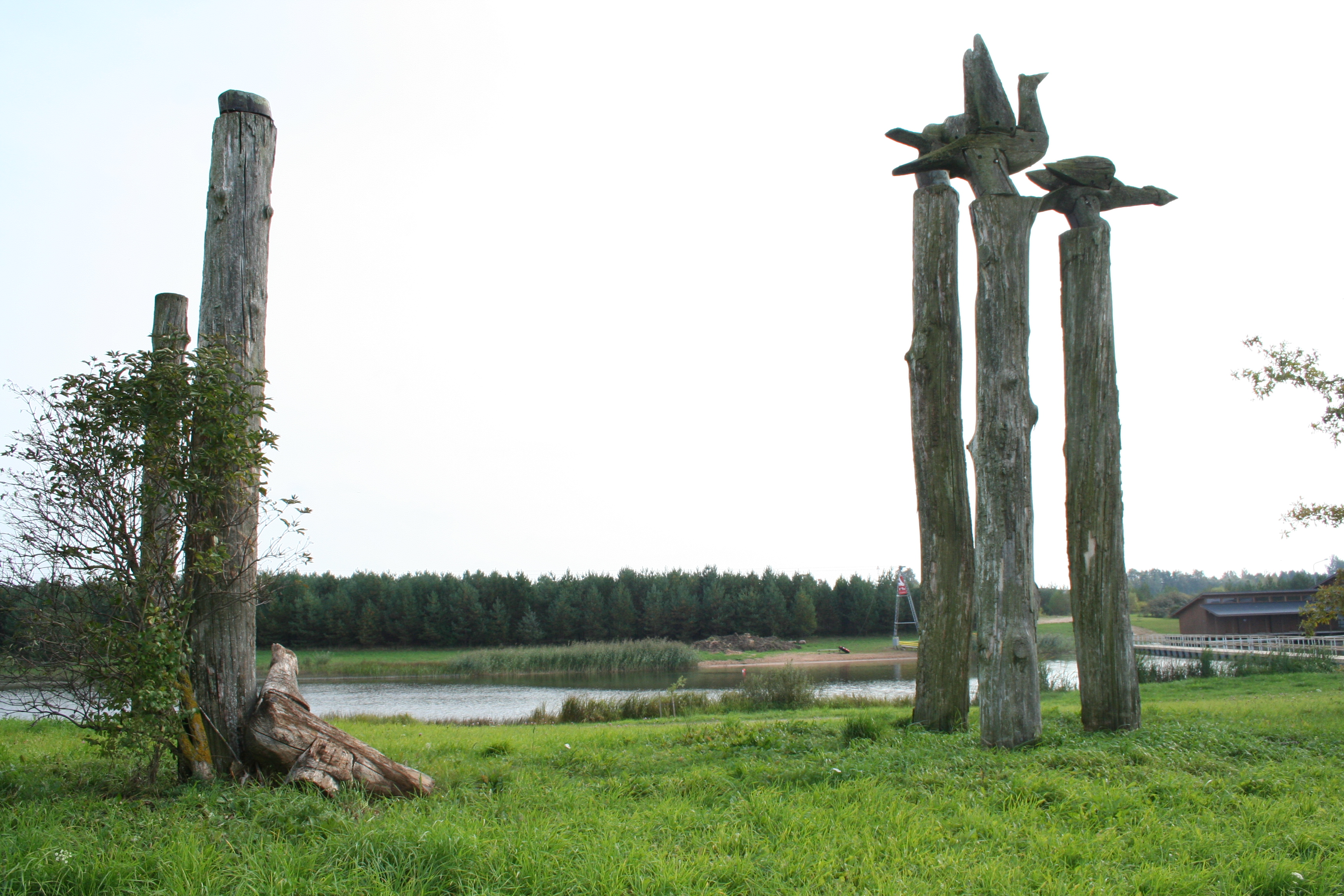 Kupiškėnų parkas Kupiškio marių saloje (91)