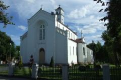 Vilkaviškis Kybartų Eucharistinio Išganytojo bažnyčia