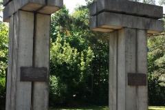 Vilkaviškis Kybartai holokausto auku kapai 2