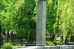 Vilkaviškis Kybartai paminklas I. Levitanui