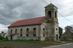 Vilkaviškis Virbalio liuteronų bažnyčia