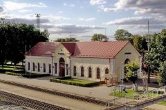 Vilkaviškis Kybartai stotis