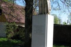 Vilkaviškis Pajevonys paminklas Vytautui Didziajam