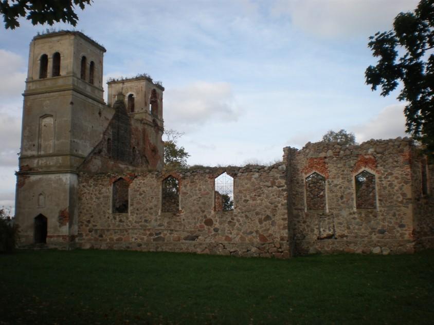 Vilkaviškis Bartninkų bažnyčia 2