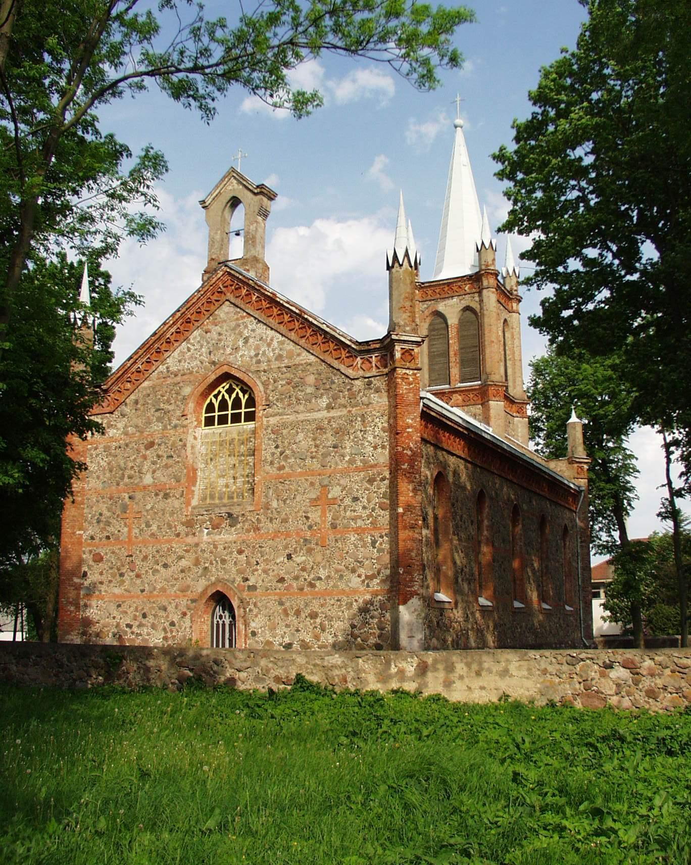 Vilkaviškis Gižų bažnyčia
