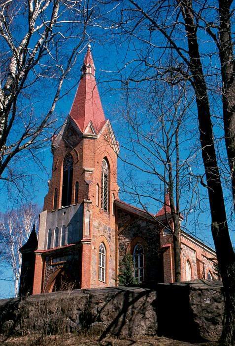 Vilkaviškis Gražiškių bažnyčia