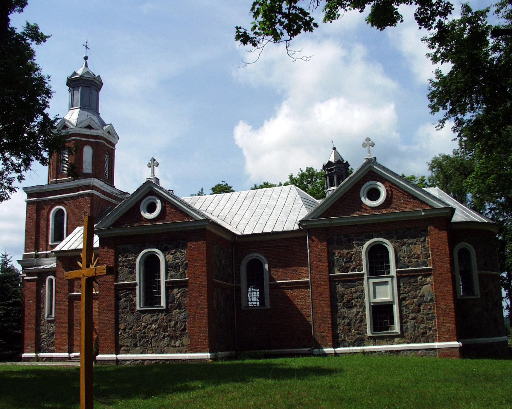 Vilkaviškis Vištyčio bažnyčia (1)