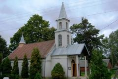 Vilkaviškis Žalosios bažnyčia