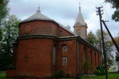 Vilkaviškis Didvyžių bažnyčia