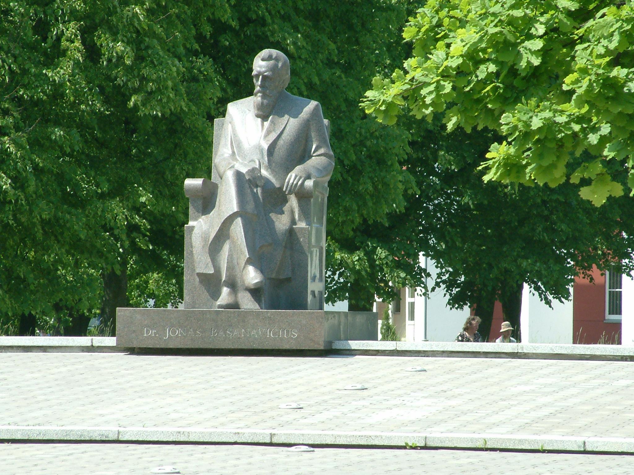 Vilkaviškis - J. Basanavičius