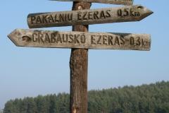 Vilkaviškis Vištyčio regionis parkas 3 ežerų regykla 3