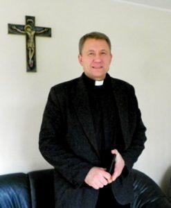 Vaidotas Labašauskas Kybartų parapijos kunigas klebonas