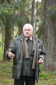 Prienų miškų urėdijos urėdas Robertas Judickas