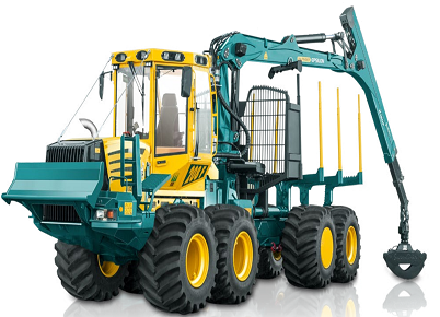 HSM 208F 12T FORWARDER