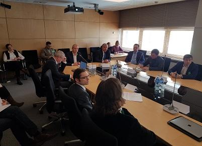 Apskritojo stalo diskusija:bioekonomika ir medienos pramonės galimybės