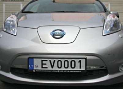 Ekologiškoms transporto priemonėms – lengvatinis PVM