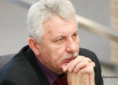 LR Seimo nario A.Salamakino sveikinimas, padovanojusiems savo gyvenimą Lietuvos miškams