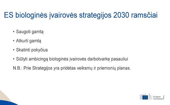 Europos Komisija priėmė 2021 darbo programą