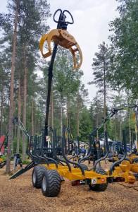 FTG Baltic Elmia Wood paroda FB120-D