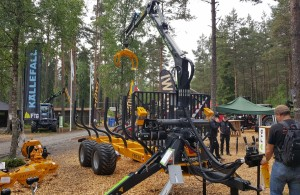 FTG Baltic Elmia Wood paroda FB120D